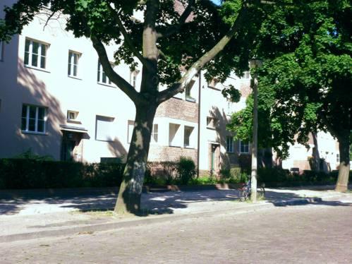 Wohnhausanlage in Berlin-Lichtenberg